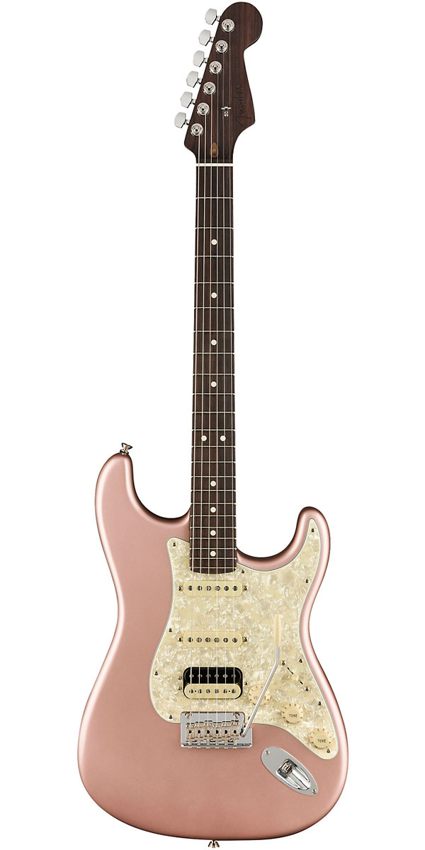 Fender USA(フェンダー)Limited Edition American Professional Stratocaster HSS Rosewood Neck Rose Gold