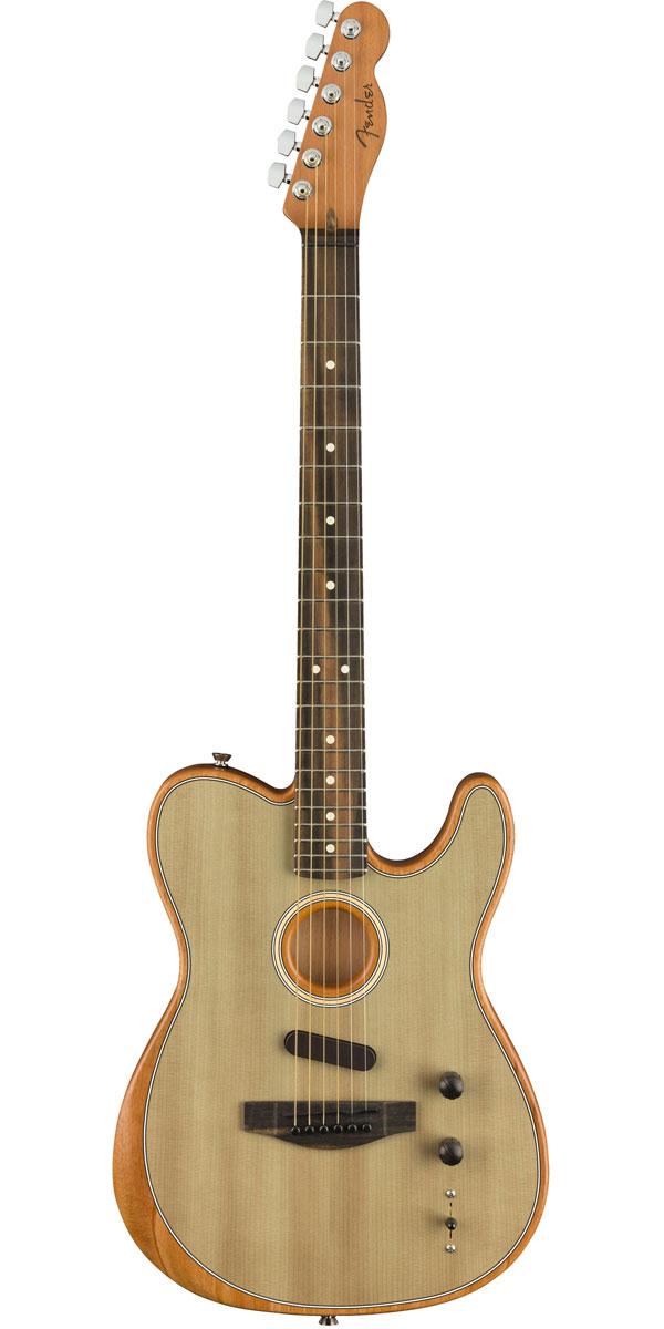 Fender USA(フェンダー)American Acoustasonic Telecaster Sonic Gray