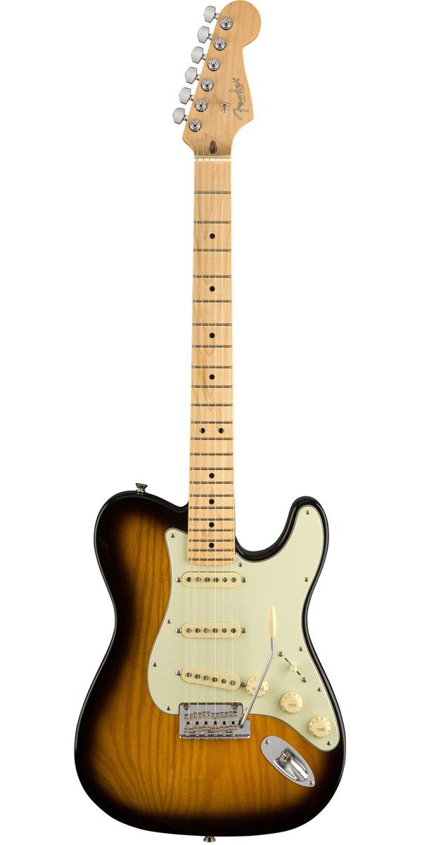 Fender USA(フェンダー)2018 Limited Edition Parallel Universe The Strat - Tele Hybrid 2-Color Sunburst