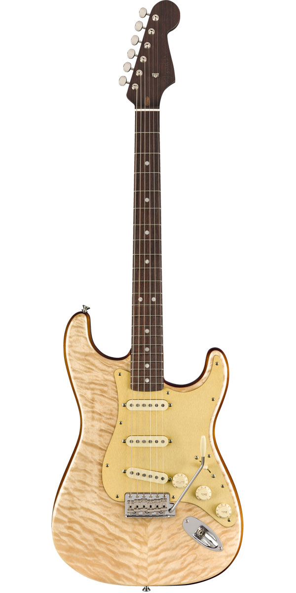Fender USA(フェンダー)2019 Limited Limited Edition Rarities Quilt Rarities Top Maple Top Stratocaster Natural, ペット健康便:a6d827fa --- sophetnico.fr