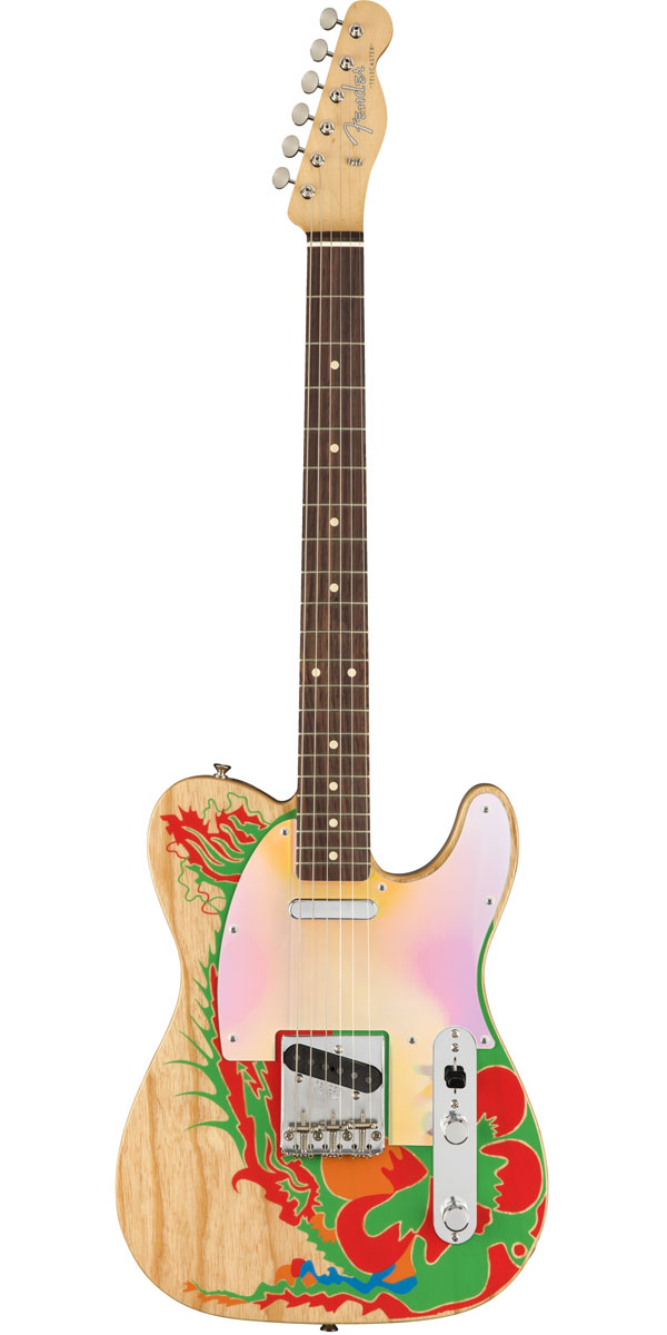 Fender Mexico(フェンダー)Jimmy Page Telecaster Natural
