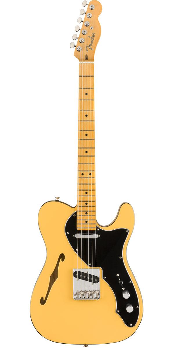Fender USA(フェンダー)Britt Daniel Telecaster Thinline Amarillo Gold