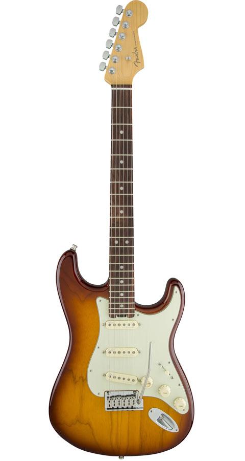 Fender USA(フェンダー)American Elite Stratocaster Tobacco Sunburst(Rosewood Fingerboard)