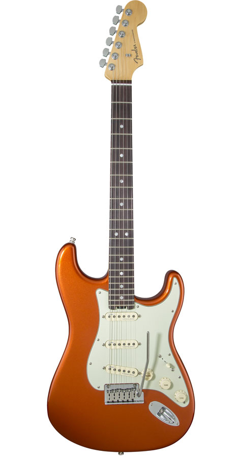 Fender USA(フェンダー)American Elite Stratocaster Autumn Blaze Metallic(Rosewood Fingerboard)