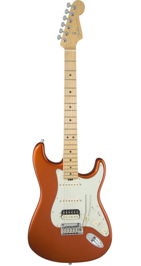 Fender USA(フェンダー)American Elite Stratocaster HSS Shawbucker Autumn Blaze Metallic