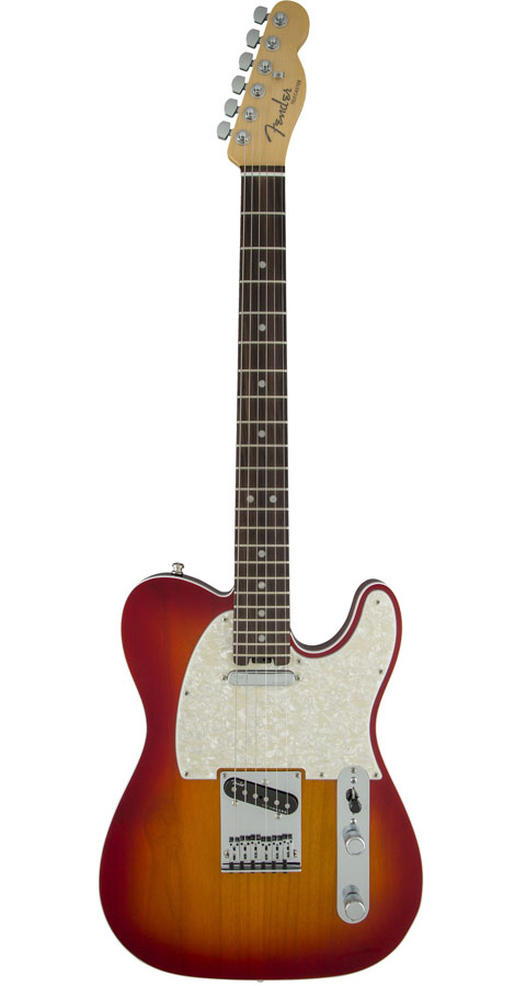 Fender USA(フェンダー)American Elite Telecaster Aged Cherry Burst(Rosewood Fingerboard)