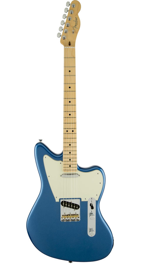 Fender USA(フェンダー)2016 Limited Edition American Standard Offset Telecaster Lake Placid Blue