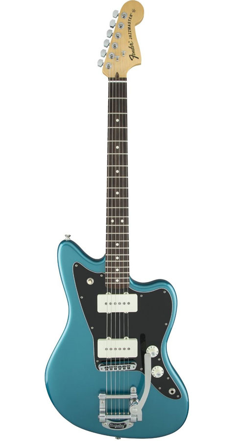 Fender USA(フェンダー)2016 Limited Edition American Special Jazzmaster with Bigsby Vibrato Ocean Turquoise