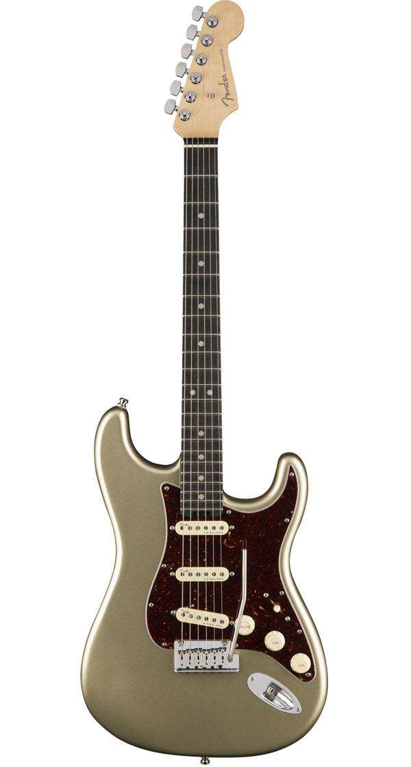 Fender USA(フェンダー)American Elite Stratocaster Champagne(Ebony Fingerboard)