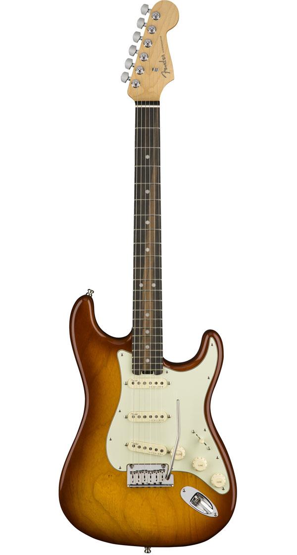 Fender USA(フェンダー)American Elite Stratocaster Tobacco Sunburst(Ebony Fingerboard)
