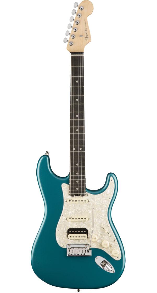 Fender USA(フェンダー)American Elite Stratocaster HSS Shawbucker Ocean Turquoise(Ebony Fingerboard)