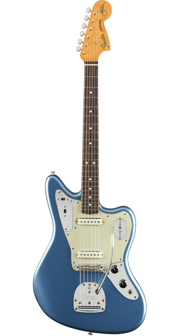 Fender USA(フェンダー)Johnny Marr Jaguar Lake Placid Blue