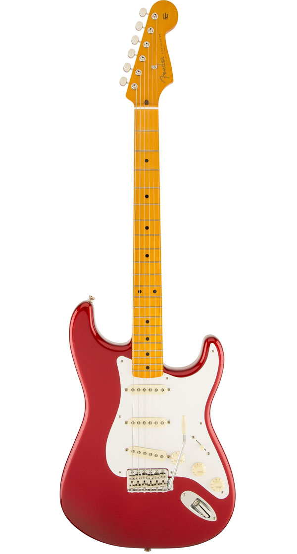 Fender Mexico(フェンダー)Classic Series '50s Stratocaster Lacquer Candy Apple Red