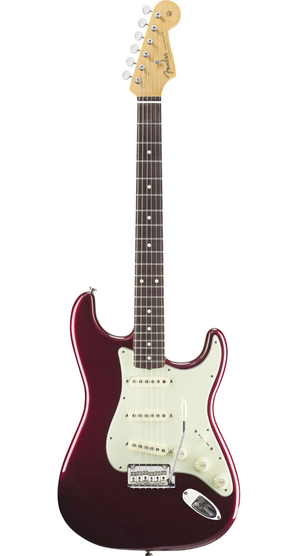 Fender Mexico(フェンダー)Classic Player '60s Stratocaster Candy Apple Red