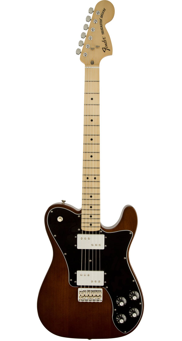 Fender Mexico(フェンダー)Classic Series '72 Telecaster Deluxe Walnut