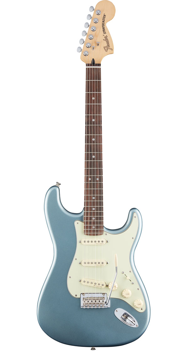 Fender Mexico(フェンダー)Deluxe Roadhouse Stratocaster Mystic Ice Blue
