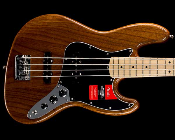 Fender USA(フェンダー)Limited Edition American Professional Jazz Bass Roasted Ash