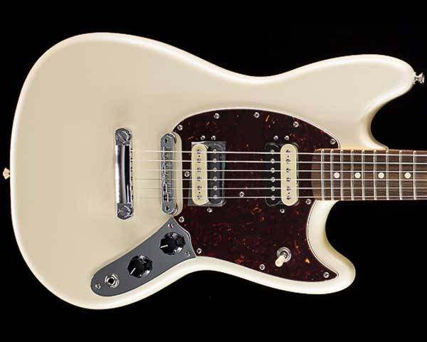 Fender USA(フェンダー)Limited Editon American Special Mustang Olympic White