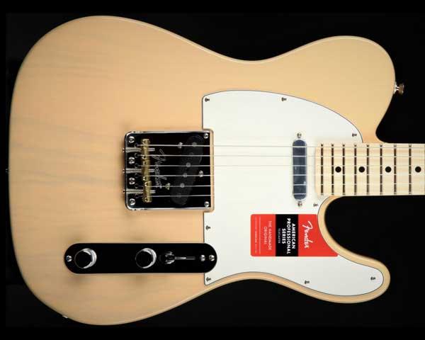 本物 Fender USA(フェンダー)Limited Edition Lightweight Ash Blonde American Professional Telecaster Ash Professional Honey Blonde, エクサイトセキュリティ:b29c63f7 --- totem-info.com