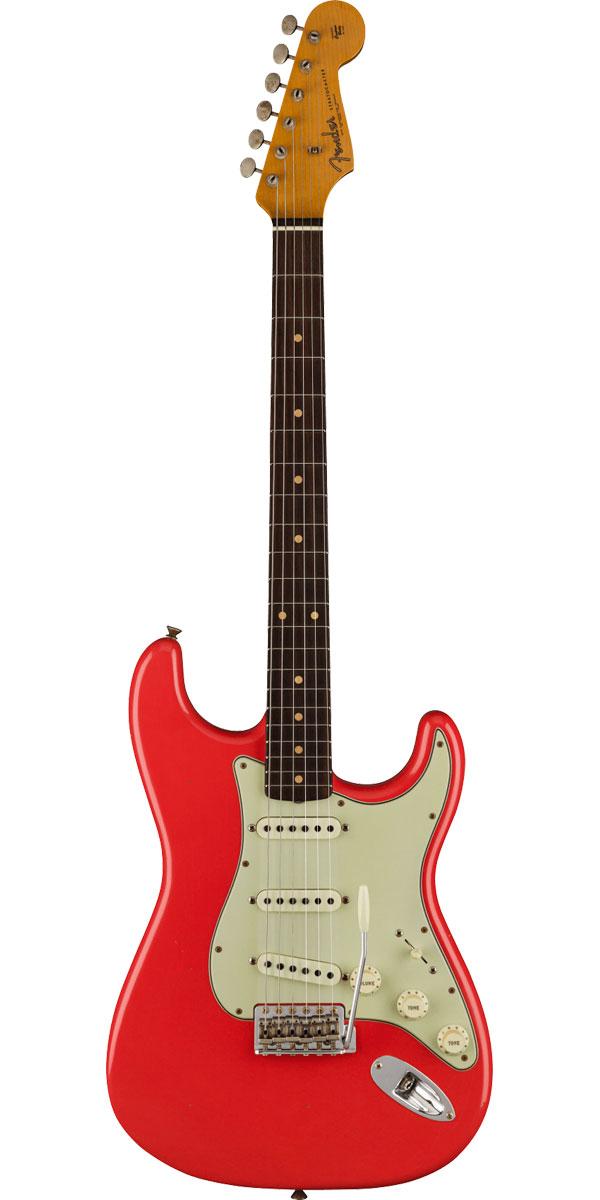 【限定価格セール!】 Fender Aged Custom Stratocaster Shop 2020 Limited Edition '62/'63 Fiesta Stratocaster Journeyman Relic Aged Fiesta Red, A-TYPE:fc9599d8 --- bodybylekan.com