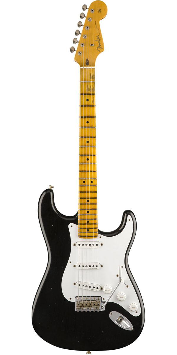 Fender Custom Shop Limited Edition Eric Clapton 30th Anniversary Stratocaster Black