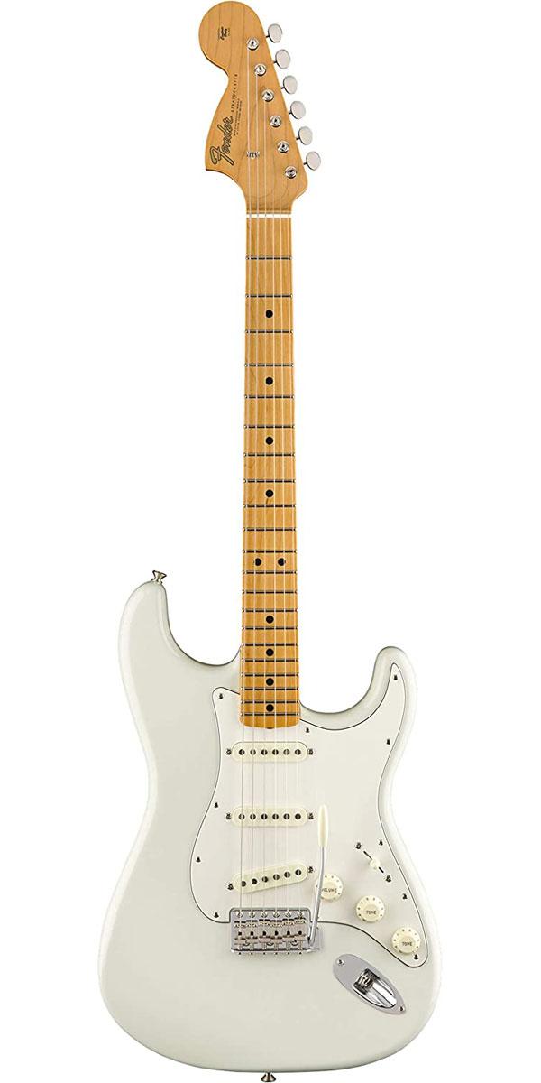 Fender Custom Shop Jimi Hendrix Voodoo Child Stratocaster NOS Olympic White