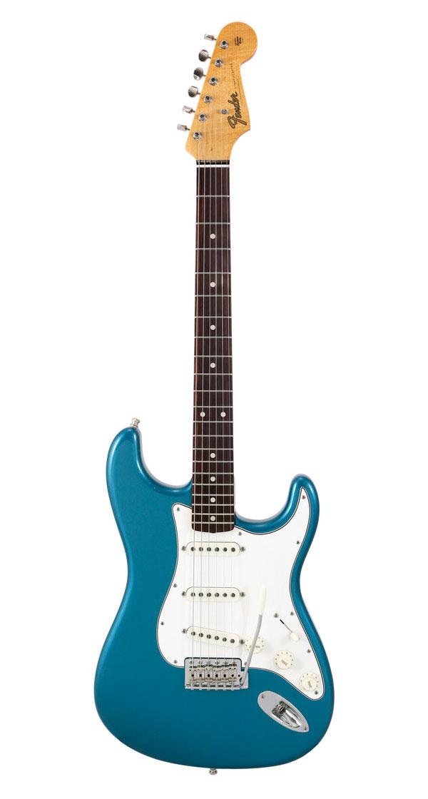 Fender Custom Shop Postmodern Stratocaster Lush Closet Classic Ocean Turquoise