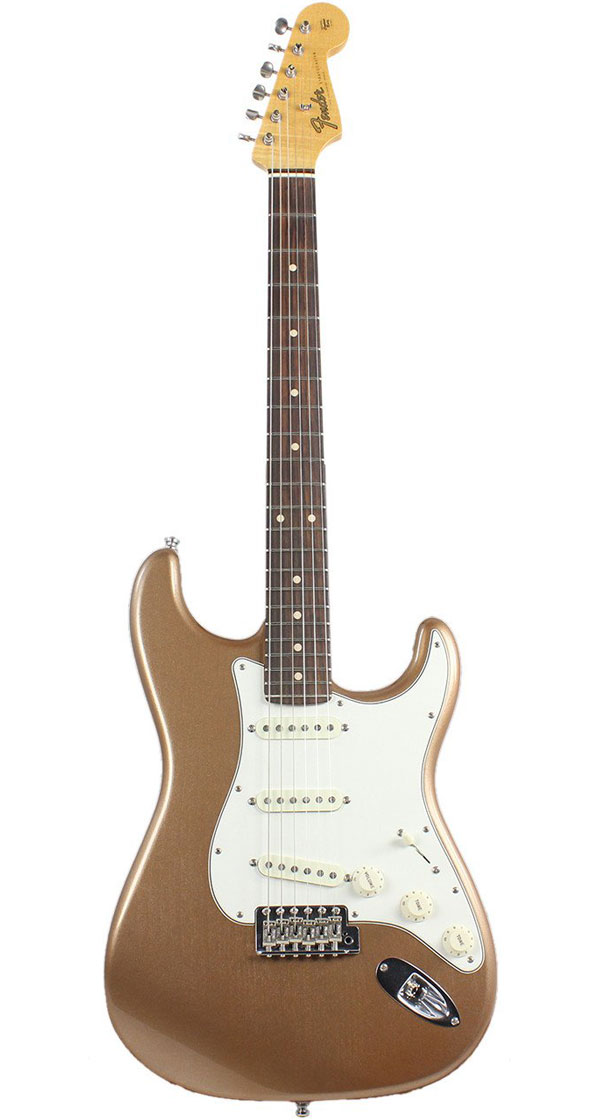 Fender Custom Shop Postmodern Stratocaster Lush Closet Classic Firemist Gold