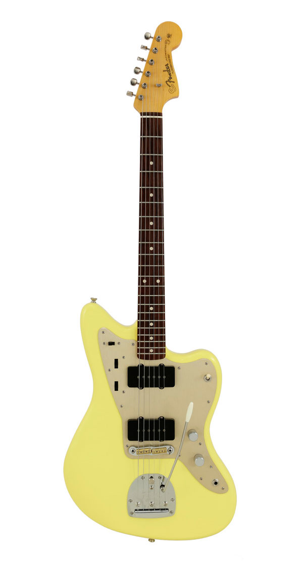Fender Custom Shop 2016 Lmited Edition 1958 Jazzmaster Closet Classic Canary Yellow