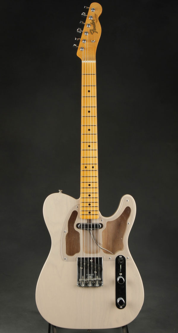 Fender Custom Shop Limited Edition 1967 Closet Classic Smuggler's Telecaster Dirty White Blonde