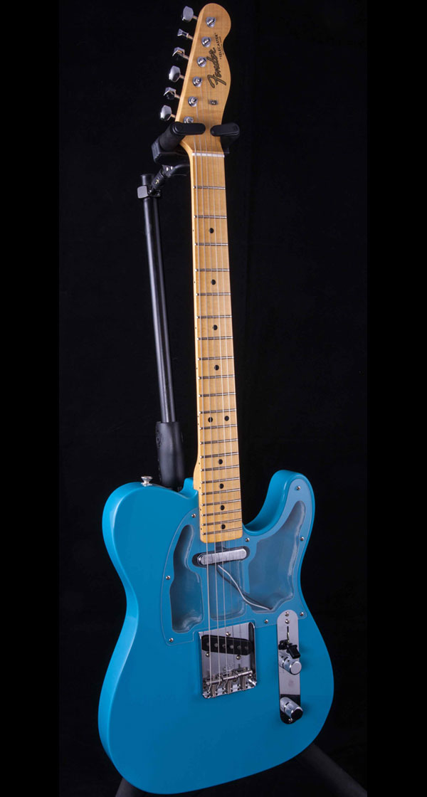 Fender Custom Shop Limited Edition 1967 Closet Classic Smuggler's Telecaster Faded Taos Turquoise