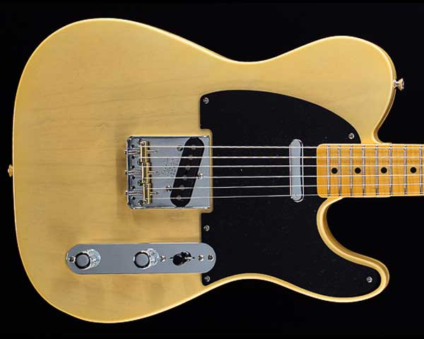 Fender Custom Shop Time Machine Series 1951 Nocaster NOS Faded Nocaster Blonde