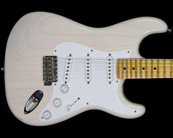 品質は非常に良い Fender Custom Shop Masterbuilt by Todd by Krause Aged Shop Eric Clapton Stratocaster Journeyman Relic Aged White Blonde, 朝の目覚めショップ:4b1b5748 --- totem-info.com