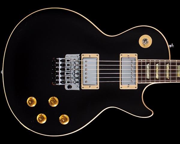Gibson Custom Shop Modern Les Paul Axcess Standard Floyd Rose Gun Metal Gray