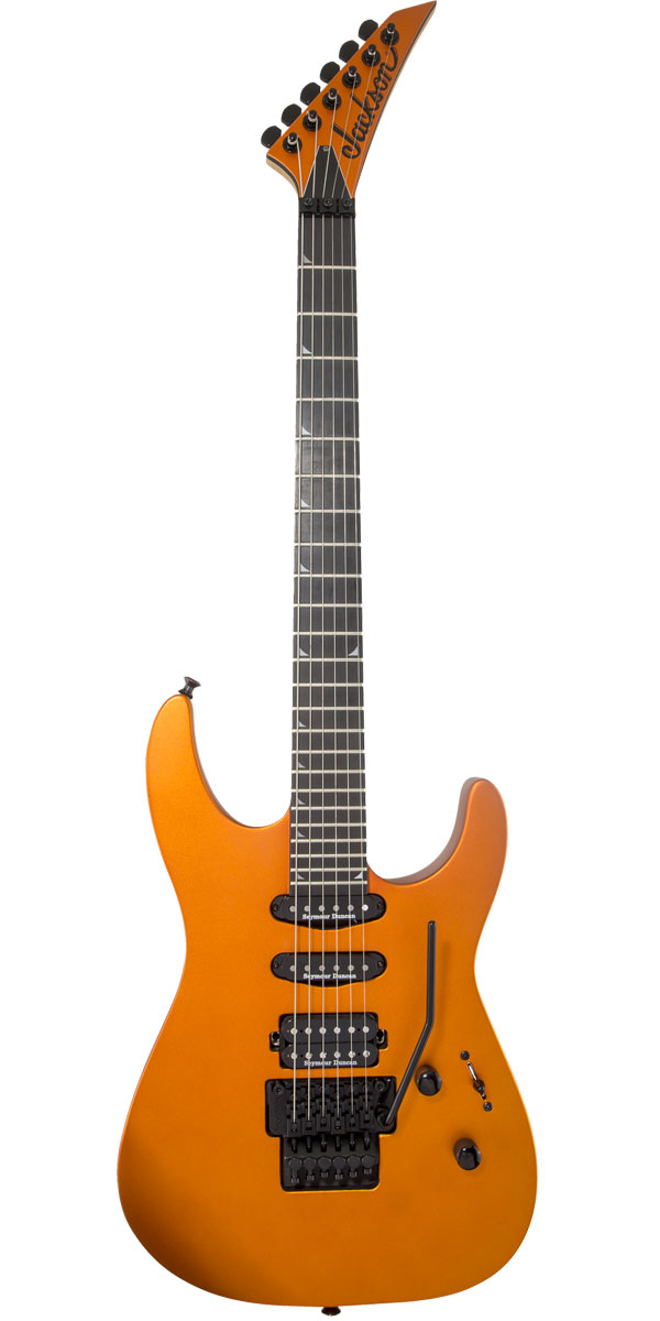 Jackson(ジャクソン)Pro Series Soloist SL3 Satin Orange Blaze