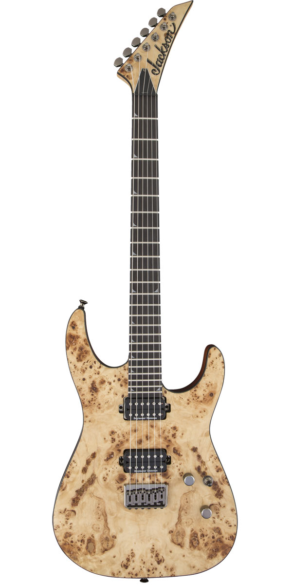 Jackson(ジャクソン)Pro Series Soloist SL2P HT MAH Desert Sand