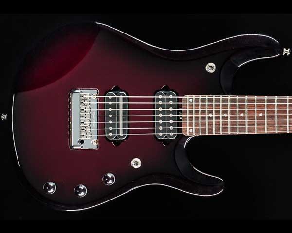 MUSICMAN(ミュージックマン)John Petrucci 7st Red Pearl Burst