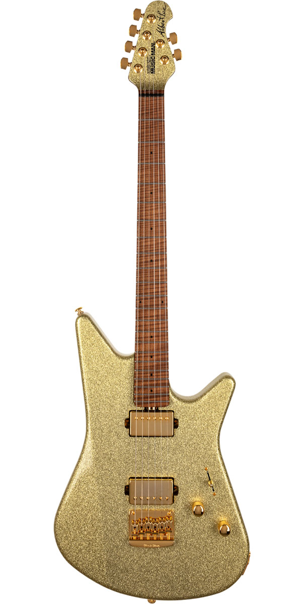 MUSICMAN(ミュージックマン)2019 Limited Edition BFR Albert Lee HH Electric Shimmer