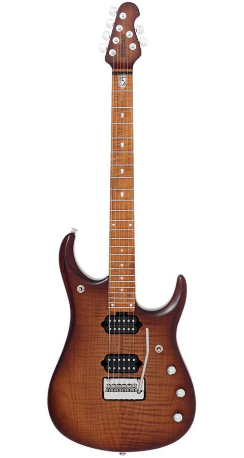 MUSICMAN(ミュージックマン)John Petrucci JP15 6st Sahara Burst Flame
