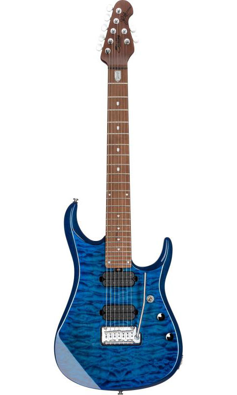 Sterling by MUSICMAN JP157 Neptune Blue John Petrucci Signature Model