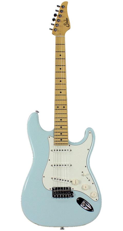 Suhr Guitars(サー・ギターズ)Pro Series Classic Pro SSS Sonic Blue