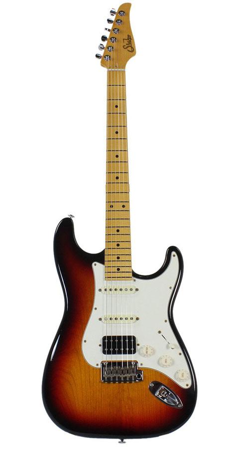 Suhr Guitars(サー・ギターズ)Pro Series Classic Antique HSS 3 Tone Burst