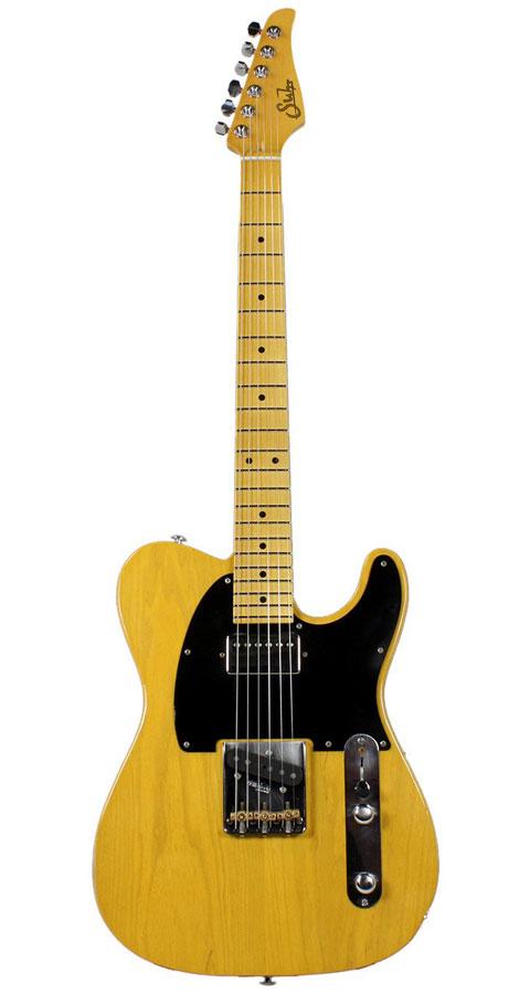 Suhr Guitars(サー・ギターズ)Pro Series Classic T Antique HS 50's Spec Trans Butterscotch