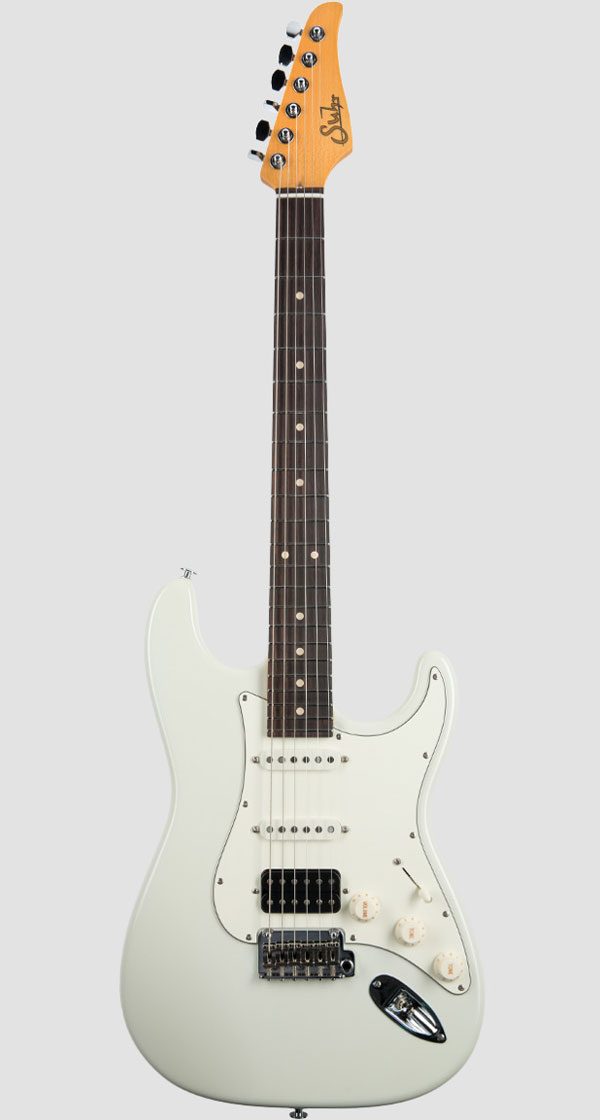 Suhr Guitars(サー・ギターズ)Pro Series Classic S HSS Olympic White(2018最新モデル)