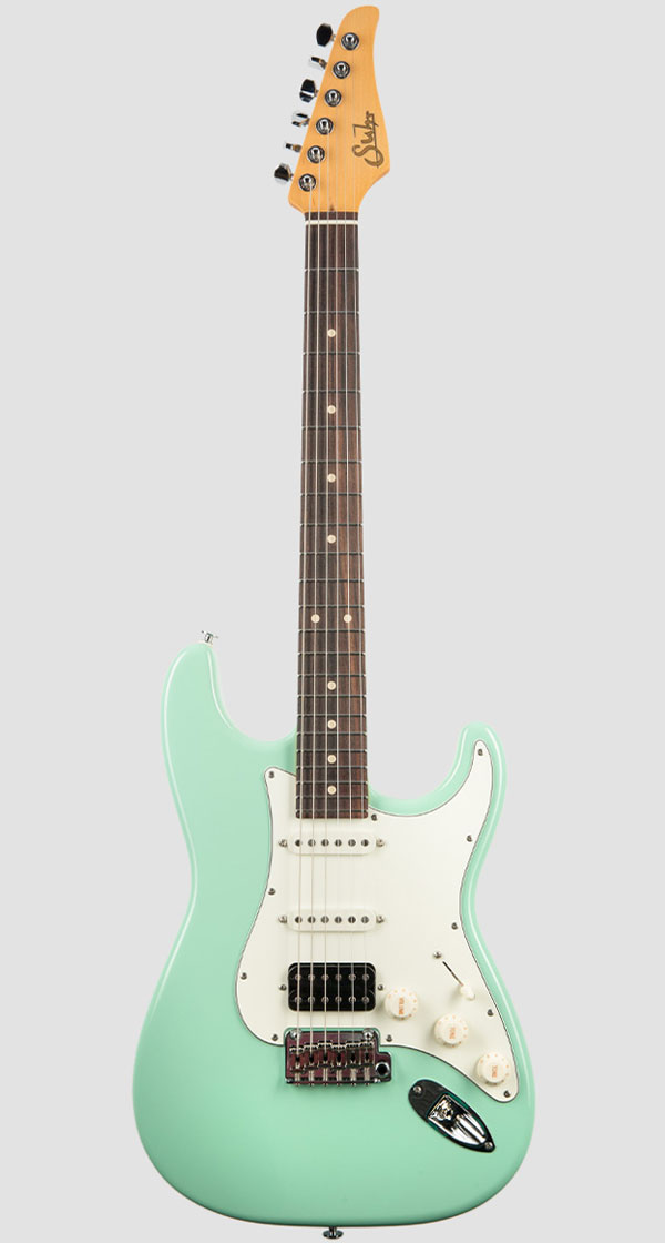 Suhr Guitars(サー・ギターズ)Pro Series Classic S HSS Surf Green(2018最新モデル)
