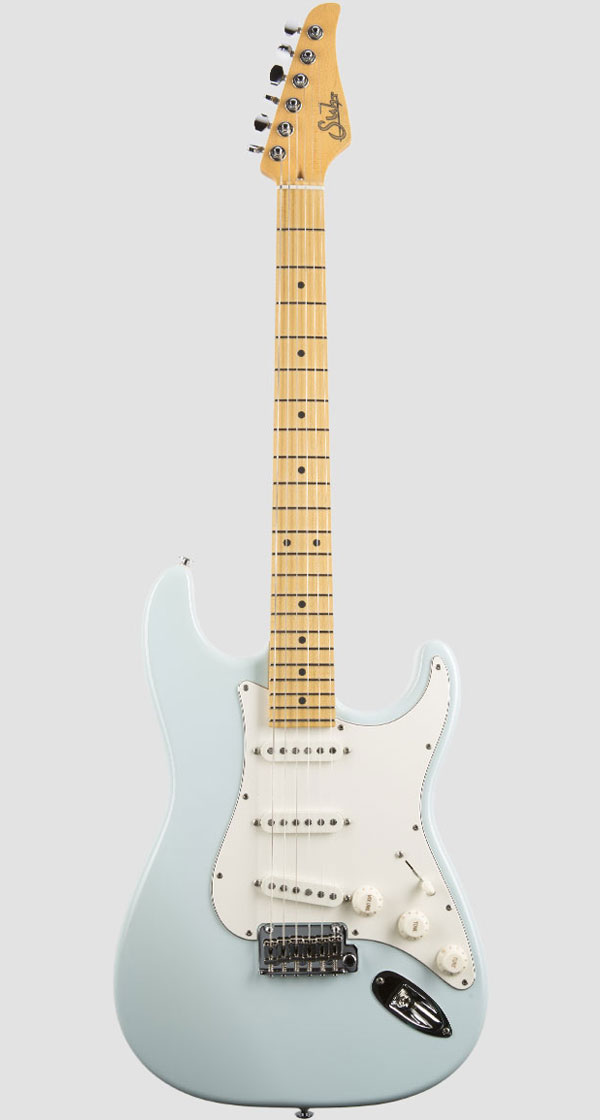 Suhr Guitars(サー・ギターズ)Pro Series Classic S SSS Sonic Blue(2018最新モデル)