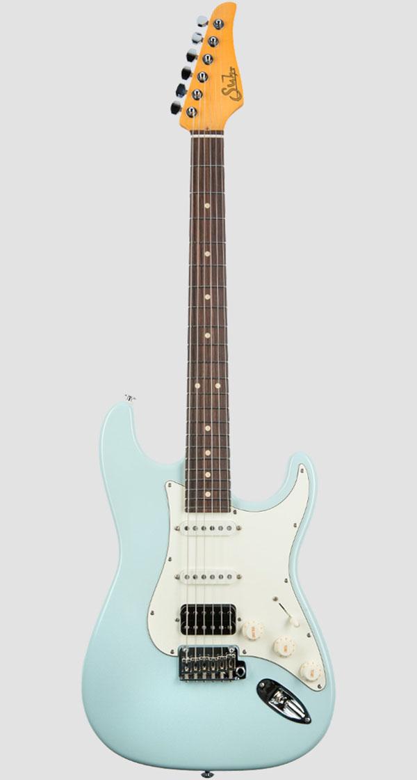 Suhr Guitars(サー・ギターズ)Pro Series Classic S HSS Sonic Blue(2018最新モデル)