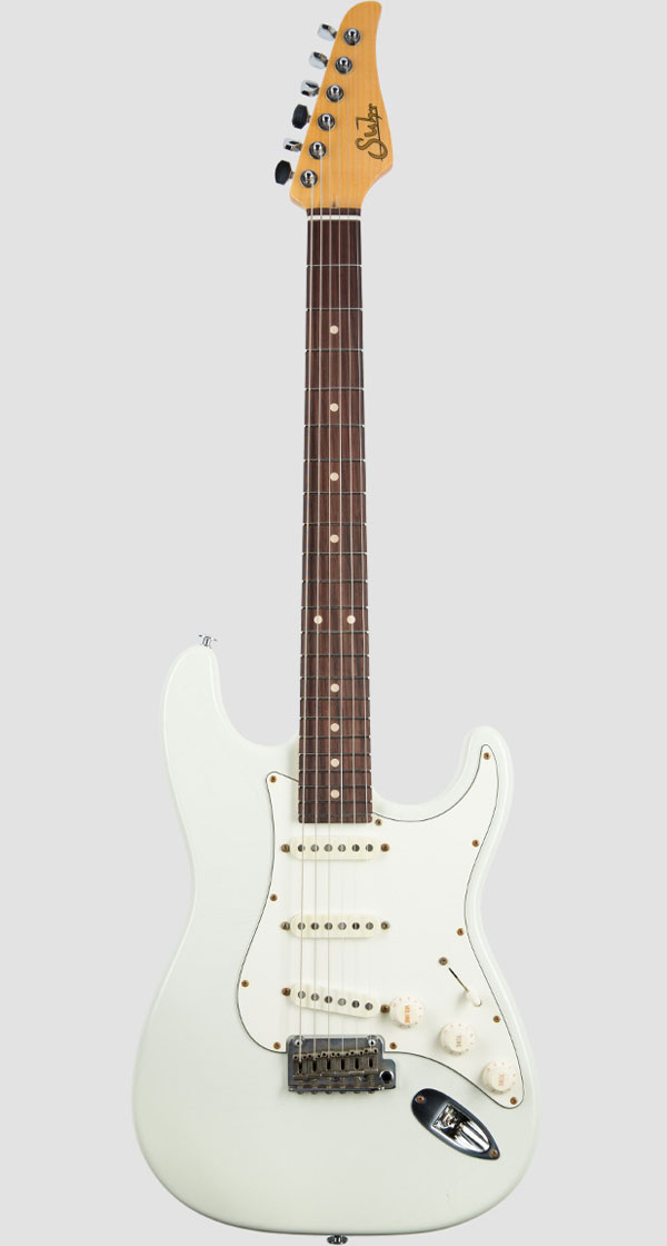 Suhr Guitars(サー・ギターズ)Pro Series Classic S Antique SSS Olympic White(2018最新モデル)