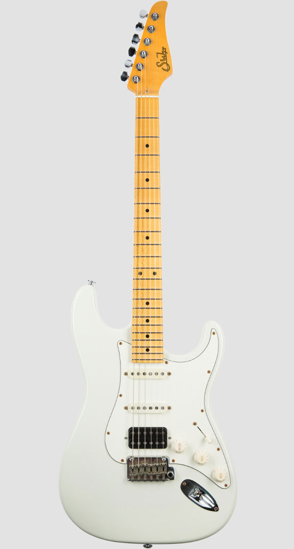 Suhr Guitars(サー・ギターズ)Pro Series Classic S Antique HSS Olympic White(2018最新モデル)