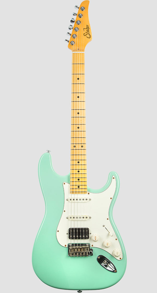Suhr Guitars(サー・ギターズ)Pro Series Classic S Antique HSS Surf Green(2018最新モデル)